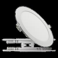 Светильник LED встраиваемый NEOMAX (круг) 15W 4500K 1260Lm