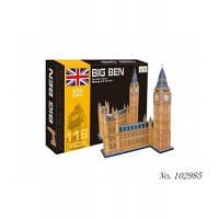 """Игрушка """"Пазл 3D Big Ben"""",(Биг Бен) 102985-LLS"""