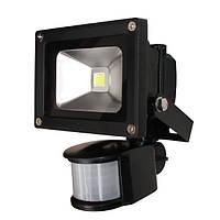 Прожектор LED с датчиком движения NEOMAX SMD 10W 6000К 800Lm
