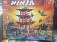 Конструктор Bela серия NINJA / Ниндзя 10427 Храм Аэроджитсу (аналог Lego Ninjago 70751)