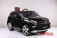 Детский электромобильMercedes GL 63 VIP: 90W, 12V/12A, 2.4G, EVA-колеса, эко-кожа- BLACK PAINT, -купить оптом , фото 1