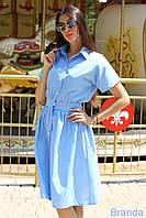 353d60a4a71 Женское платье из хлопка летнее в Украине. Сравнить цены
