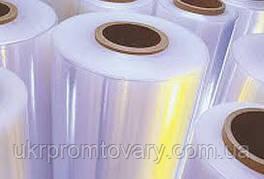 Стрейч плівка пакувальна ВІД ВИРОБНИКА прозора 500мм - 3 кг 17 мкм. 450 м