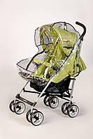 Дождевик на коляску с молнией, универсальный, Baby Breeze, 0310 008