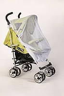 Москитная сетка на коляску (цвет топлёное молоко), Baby Breeze, 0312 013