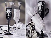 Бокалы на свадьбу №405