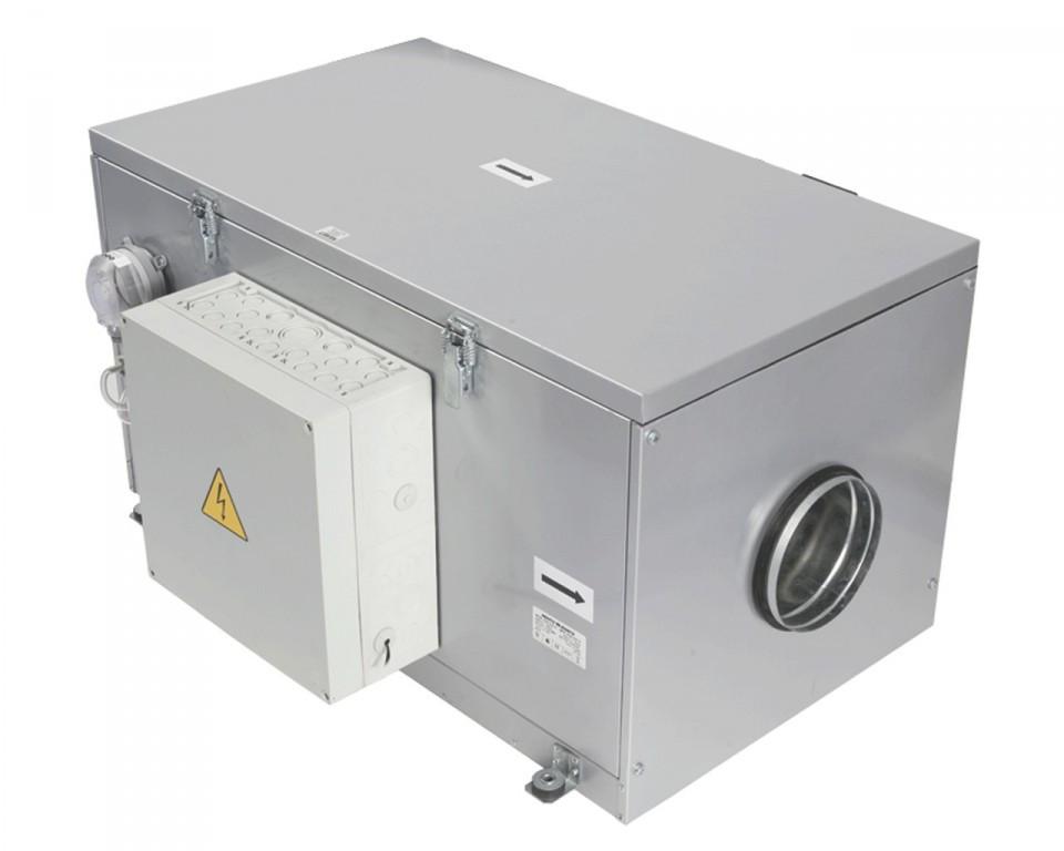 Приточная установка ВЕНТС ВПА 200-3,4-1, VENTS ВПА 200-3,4-1