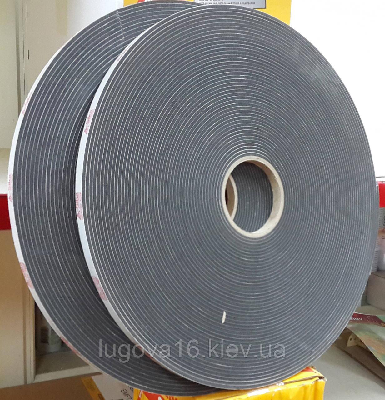Лента клейкая с обеих сторон, фиксирующая, антрацитовая SikaTack-Panel Montageband fixing tape, 33м