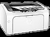 Принтер лазерный HP M12A.