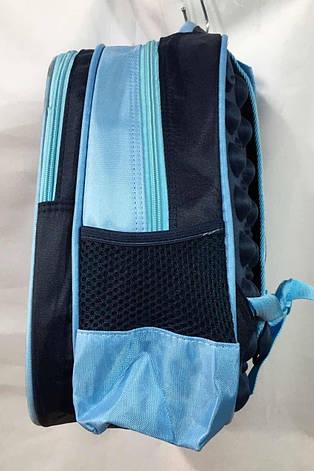 Рюкзак для мальчика с ортопедической спинкой (35х27), фото 2