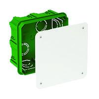 Распределительная коробка для сплошных стен, квадратная 100x100х50 (imt35122)