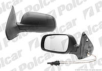 Зеркало механ/черн левое VW Bora 98-05