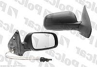 Зеркало механ/черн правое VW Bora 98-05