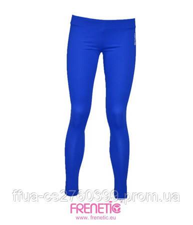 Леггинсы синие индиго спортивные женские Frenetic лосины