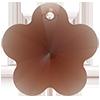 Хрустальные подвески цветок Preciosa (Чехия) 14 мм Crystal Venus