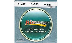 Поляризационная линза Biomax Серая и Коричневая Индекс 1,50