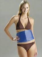 Пояс для похудения синий САУНА
