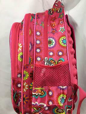Рюкзак для девочки с ортопедической спинкой (39х29), фото 2