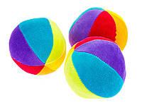Goki Мягкая игрушка Набор Мячиков с погремушкой 6 шт. 65042