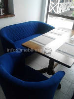 """Офисный диван  """"Клео"""" от производителя.  Мягкая мебель для дома и офиса."""