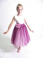 Нарядное платье для девочки , фото 1