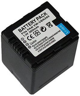 Акумулятор Panasonic VW-VBN260 (Digital)