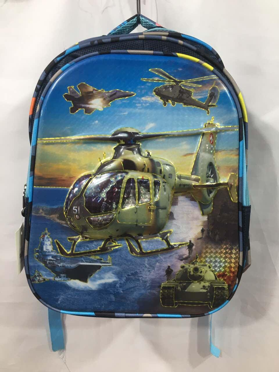 Рюкзак для мальчика с ортопедической спинкой (43х33)
