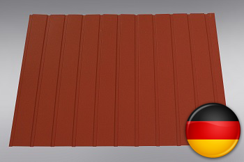 Металопрофіль Т-8 (Germany, 0.5mm), фото 1