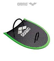 Силовые лопатки для плавания Arena Flex Paddles (Acid Lime), фото 1