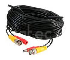 Монтажный шнур для передачи видео сигнала и питания
