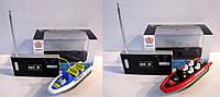 Катер радиоуправляемый, 2 вида, MX-0011-78