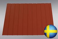 Металопрофіль Т-8 (Sweden, 0.5mm), фото 1