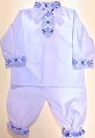 Набор для крещения новорожденного мальчика, Мальва, НХ-0911 68