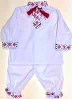 Набор для крещения новорожденного мальчика, Мальва, НХ-0910 74