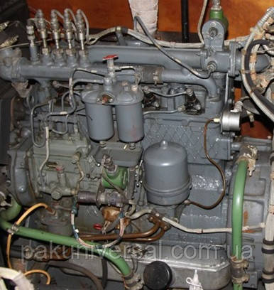 Двигатель СМД-11А ,конверсия, с хранения , без наработки