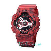 Часы Casio G-Shock GA-110 SLASH RED AAA