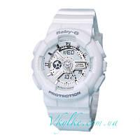 Часы CASIO BABY-G BA-110 White AAA