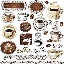 Вывеска Кофе-чай 48X25, фото 2