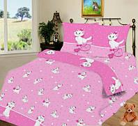 Детское полуторное постельное белье бязь