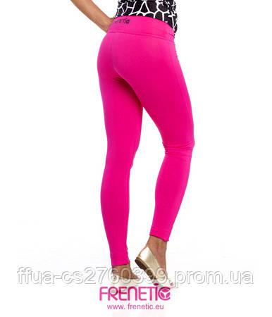 Леггинсы розовые спортивные женские Frenetic лосины