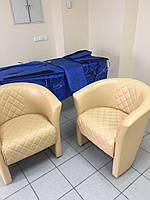 """Кресло для кафе и ресторана """" Клео"""". Мягкая мебель от производителя."""