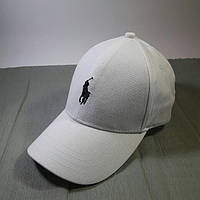 Кепка, бейсболка  Polo Ralph Lauren (Белый)