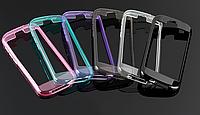 Чехол силиконовый для Yotaphone 2 Розовый, фото 1