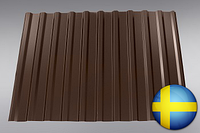 Металопрофіль Т - 14 (Sweden, 0.5mm), фото 1