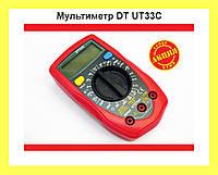 Мультиметр DT UT33C!Акция