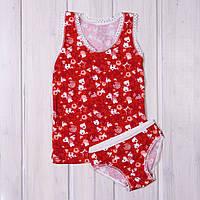 Детский комплект хлопок MJ0013-1 интернет-магазин детского белья