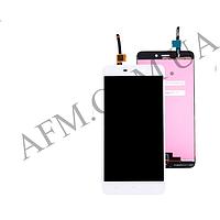 Дисплей (LCD) Xiaomi Redmi 4A с сенсором белый