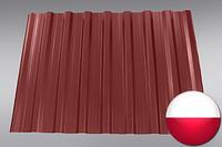 Металопрофіль - Т-20 (Poland, 0.5mm), фото 1