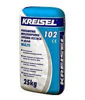 """Клей для плитки ТМ """"KREISEL"""" MULTI 102 - 25 кг."""