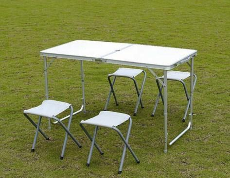Туристические, рыбацкие раскладные стулья и столы